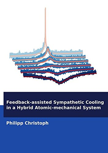 Feedback-assisted Sympathetic Cooling in a Hybrid Atomic-mechanical System (Physik)