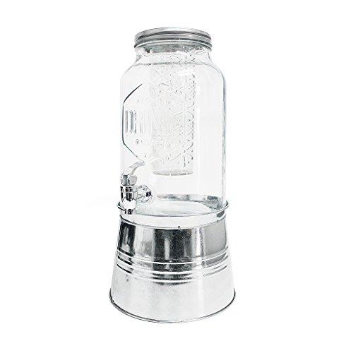 Balvi Dispensador Bebida Drink Color Transparente