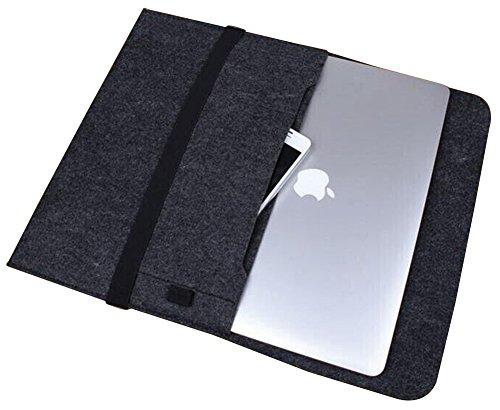 11-17 pouces Sac à Main étui de Transport Housse pour Ordinateurs Portables Ultrabook Netbook Sac à Main pour MacBook