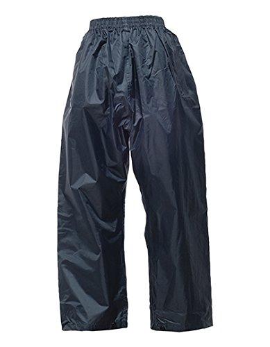 Regatta Mädchen Regenhose Blau Navy 92 - Regatta-luft