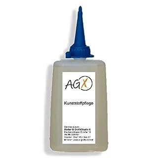Kunststoffpflege Acryl zum Glänzen bringen Kratzer Entferner entfernen