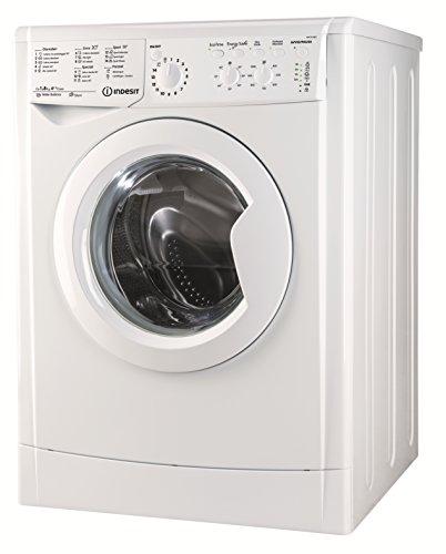 Indesit IWC 81082 C ECO IT.M Libera installazione Carica frontale 8kg 1000Giri/min A++ Bianco lavatrice