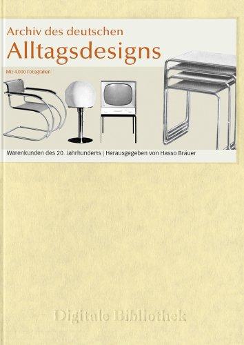 Archiv des deutschen Alltagsdesigns (PC+MAC)