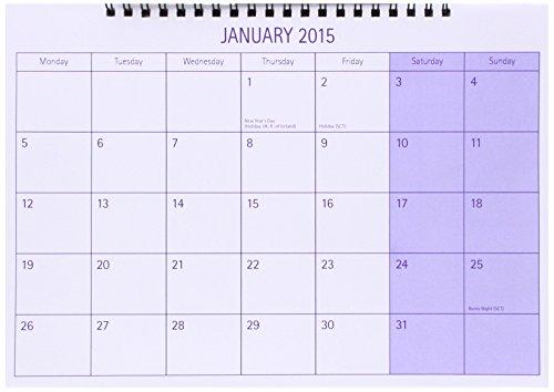 Essential Memo Calendar A3: Orga...