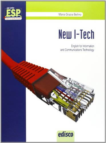 New i-tech. English for information and communication technology. Con e-book. Con espansione online. Per gli Ist. tecnici e professionali
