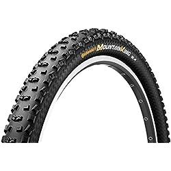 Conti Mountain King II - Cubierta plegable para bicicletas RS 27.5'' negro negro Talla:27.5 x 2.4 inch