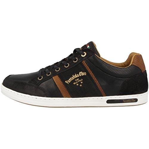 Pantofola d'Oro Schuhe Mondovi Uomo Low Black (10181015.25Y) 44 Schwarz
