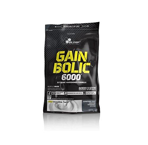 Olimp Gain Bolic 6000 Schokolade, 1er Pack (1 x 1 kg)