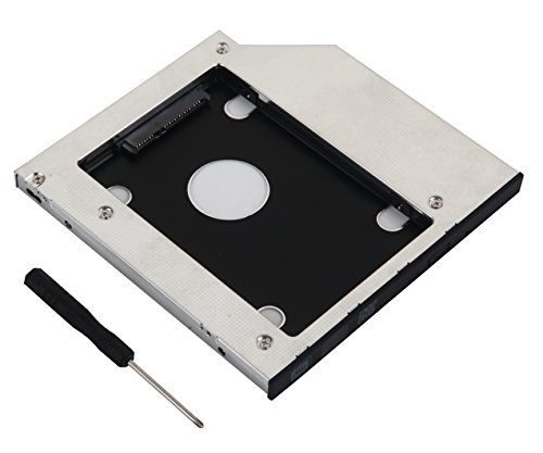 Deyoung 2. Festplatte HDD SSD Caddy-Adapter für Lenovo Thinkpad  T440P T540 T540P W540 - Factory Integration-adapter
