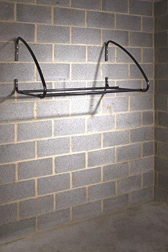 Mottez B055P Soporte de pared para 4 ruedas