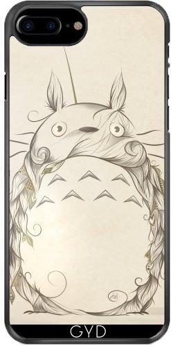 Leder Flip Case Tasche Hülle für Apple iPhone 5/5S - poetische Wesen by LouJah Plástico rígido