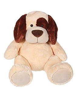 Gipsy 070097 - Perro de Peluche (tamaño XL, 1 m), Color Beige