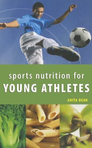 Sports Nutrition For Young Athletes by Anita Bean (2012-03-15)