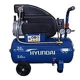HYUNDAI HYAC24-21, Compresor 24 L-2 HP (Monofásico)