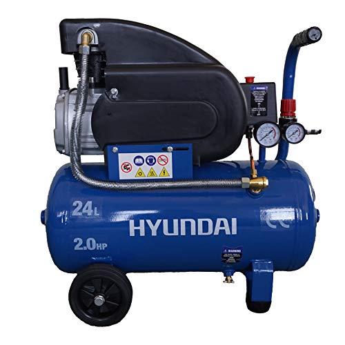 HYUNDAI, HYAC24-21, Compresor 24 L-2 HP Monofásico