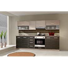 suchergebnis auf amazon.de für: küchenzeile ohne elektrogeräte - Komplette Küche Mit Elektrogeräten Günstig