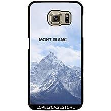 Funda para Samsung Galaxy S6 (SM-G920) - Montaña Mont Blanc Alpes Invierno Nevera Altitud Fria Chamonix