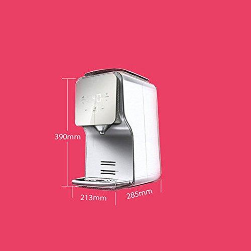 JL-Q Dispensador Smart Infant Formula Application APP Control Rápido Cumplimiento Del Control Termostático De La Máquina De Ordeño Operación Remota Con Ordeñadora,White