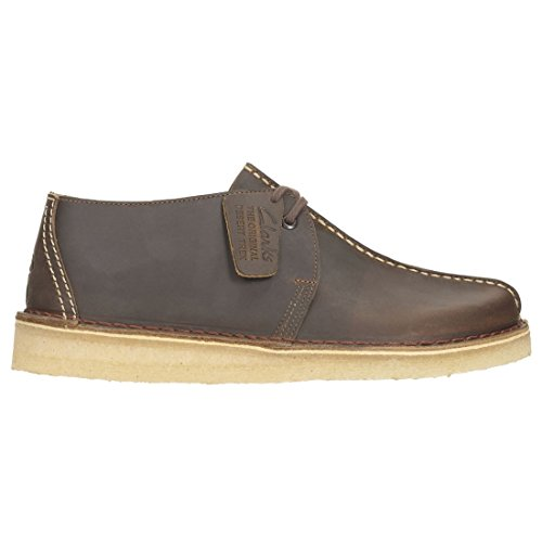 Clarks Originals Desert Trek, Chaussures à lacets homme beeswax (26113552)