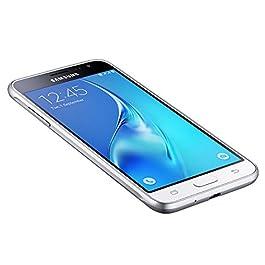 """Samsung Sm-J3–Smartphone da 5""""(WiFi, Quad-Core 1.2GHz Cortex-A7, 1.5GB di RAM, 8GB di memoria interna, fotocamera da 8MP, Android) Oro)"""