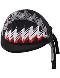 Al aire libre senderismo bicicleta pañuelo pirata Bandana sombrero UV protector solar Tornado