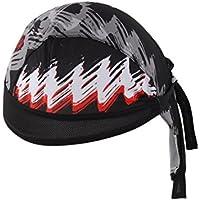 Sciarpa, uomo per escursionismo, ciclismo, Bandana e cappello pirata UV