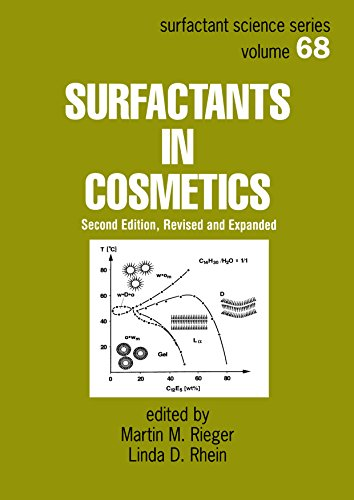 Surfactants in Cosmetics (Surfactant Science Book 68) (English ...