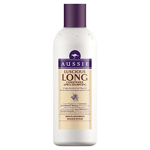 Aussie Luscious Long Après-Shampoing pour Cheveux Longs 250 ml