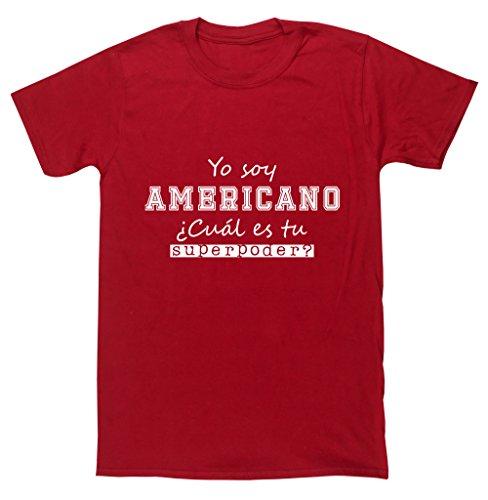 hippowarehouse-yo-soy-americano-cual-es-tu-superpoder-camiseta-manga-corta-unisex