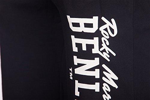BENLEE Rocky Marciano Herren Sweatshorts Spinks Black