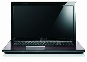 Lenovo G780 17.3 inch laptop - Dark Bronze (Intel Core i5 3210M 2.5GHz, 8Gb RAM, 750Gb HDD, DVDRW, LAN, WLAN, BT, Webcam, Nvidia Graphics, Windows 7 Home Premium 64-bit)