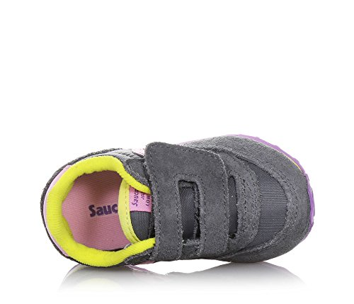 SAUCONY ST57923 JAZZ chaussures HL gris rose bébé larme Gris