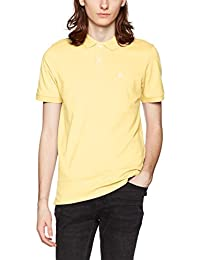 Selected Homme Men's Shharo SS Embroidery Polo Noos T-Shirt