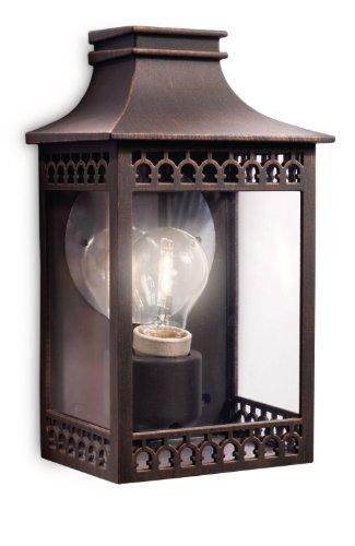 Philips myGarden Hedge - Aplique, iluminación exterior, 60 W, casquillo E27, color...