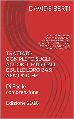 TRATTATO COMPLETO SUGLI ACCORDI MUSICALI