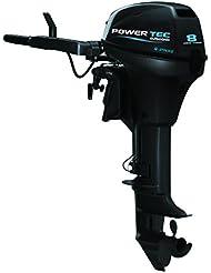 Motor fueraborda 8HP PowertecOutboards