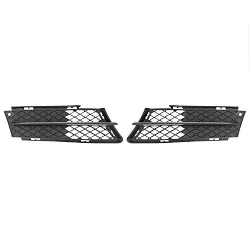 kkmoon Front Bumper Center unten Gitter Grill passend für BMW E902004-2007 -