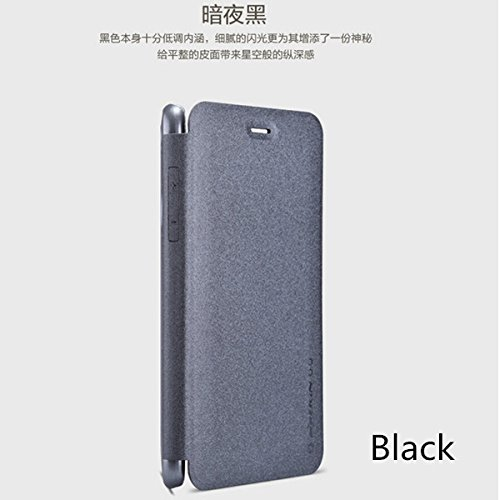 NILLKIN intelligent Thin Wallet flip Housse en cuir pour iPhone 6 rouge