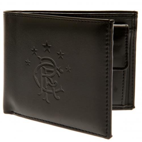Rangers F.C. Portefeuille Officiel en Relief
