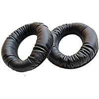 Oído reemplazo Pad almohadillas reparación repuestos para AKG K511K512K514cojín de auriculares de diadema con orejeras (negro)