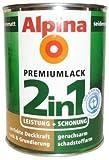 Alpina 2 in 1 Buntlack & Grundierung