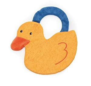 Egmont - Aro de Peluche para bebés Duck (120358)
