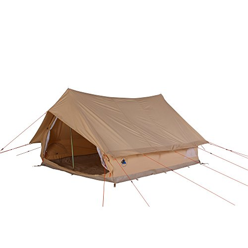 10T Outdoor Equipment Jambo 4, Beige, Tente 4 Personnes