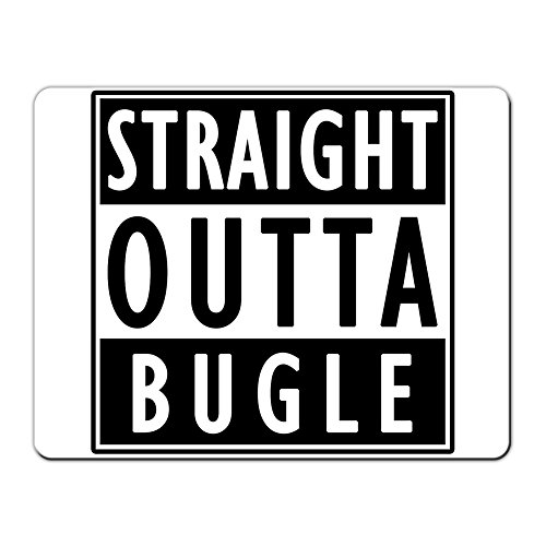 straight-outta-bugle-premium-mouse-mat-5mm-thick