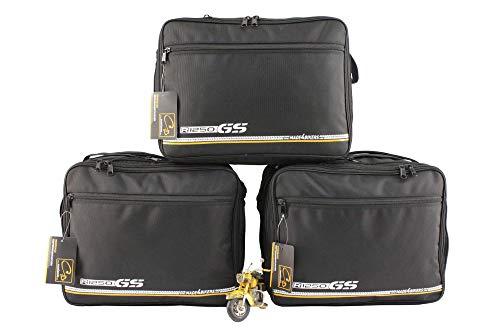 made4bikers Promotion: Borse interne per valigie moto adatte per modelli BMW R1250GS R1250 GS K50 dal 2018 - set completo