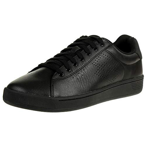 Lotto T6470 1973 VIII Black Nero Sneakers Man Scarpe Sportive Uomo Running Shoes (42 EU)