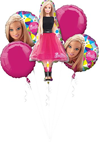 nballon Set Barbie ()