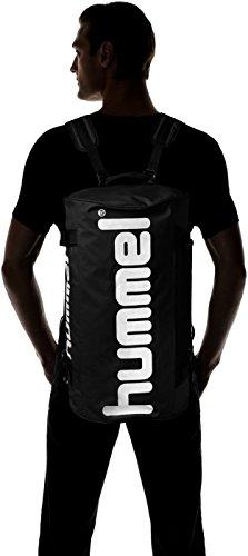 Hummel Unisex Sporttaschen Tech Black/Silver