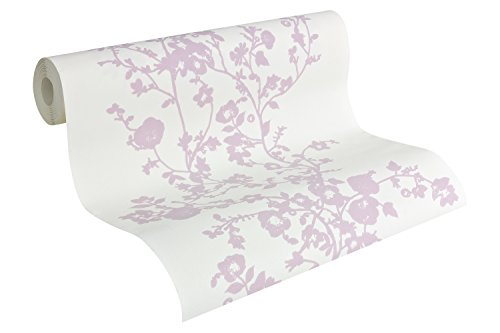 as-creation-vliestapete-naf-naf-mustertapete-floral-pastellviolett-reinweiss-943321