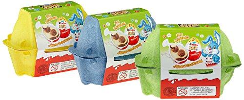 Kinder Joy 2er, 3er Pack (3 x 40 g) (Eierkartons Für Kinder)